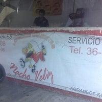 Photo taken at lonches calientes nacho veliz by Juan V. on 7/23/2012