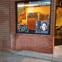 Photo taken at Dante's Pizzeria by Pedro F. on 4/16/2012