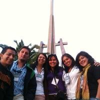 Photo taken at UTPL - La Cruz by calú on 5/25/2012