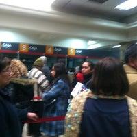 Photo taken at BancoEstado by Lolo L. on 5/24/2011