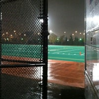 Photo taken at East Boston Stadium by L. Tyler M. on 11/10/2011