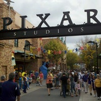 Photo taken at Pixar Place by James H. on 11/19/2011