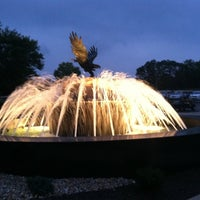 Photo taken at Eagle Pointe Golf Resort by Kelli S. on 9/10/2011