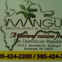 Photo taken at D'Mangu Restaurant by Dee A on 7/23/2011