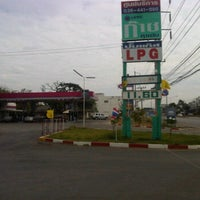 Photo taken at LPG Station by Songpol K. on 12/17/2011