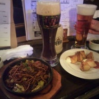 Photo taken at Beer Club Popeye by といつ on 1/26/2012