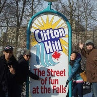 Photo taken at Clifton Hill by Jeffy B. on 1/22/2012