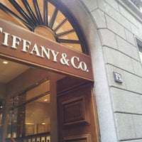 Photo taken at Tiffany & Co. by Matteo M. on 10/31/2011
