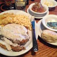 Photo taken at Cracker Barrel Old Country Store by Brandon L. on 12/7/2011