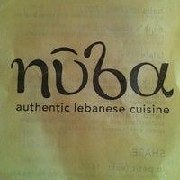 Photo taken at Nuba by Sara V. on 2/7/2011