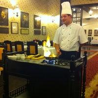 Photo taken at Restaurant Vatra Neamului by Dan I. on 11/8/2011