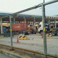 Photo taken at Laem Chabang International Terminal Com.,Ltd.(B5&C3) by lnwsmart M. on 12/23/2011