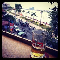 Photo taken at FCC Hotels and Restaurants- Phnom Penh by Robert-Jan V. on 11/18/2011