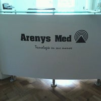 Photo taken at Arenys Med by Pamela C. on 10/11/2011
