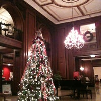 Photo taken at The Sheraton Read House Hotel Chattanooga by Steven S. on 12/3/2011
