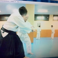 Photo taken at Shoshin Dojo Madrid by Jesus N. on 1/19/2012