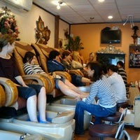 Photo taken at Great Nails and Spa by Glennia C. on 12/23/2011