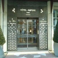 Photo prise au Hotel Ampère par lagrain le9/23/2011