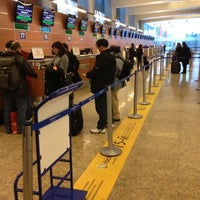 Photo taken at Check-in Area (D) by Igor G. on 2/20/2012