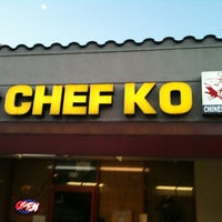 Photo taken at Chef Ko Chinese Cuisine by Big Bad Dave on 6/1/2012