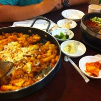 Photo taken at Joons Korean Restaurant by Lauren M. on 9/4/2012