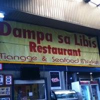 Photo taken at Dampa Sa Libis by Jade B. on 5/15/2012