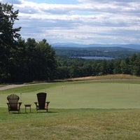Photo taken at Lake Winnipesaukee Golf Club by Paula L. on 8/6/2012