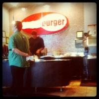Photo taken at Smashburger by Marissa N. on 8/17/2011