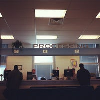 Photo taken at Illinois Secretary of State Driver Services Facility by Martin C. on 4/24/2012