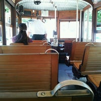 Photo taken at M-Line Trolley by John C. on 4/23/2012