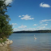 Photo taken at Fox River by Michelle on 9/8/2012