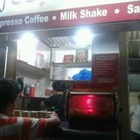 Photo taken at Diksha Coffee Hut by Nilesh K. on 9/25/2011