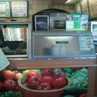Photo taken at SUBWAY by Ashley H. on 8/25/2011