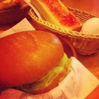 Photo taken at Komeda's Coffee by Hitoshi M. on 10/2/2011