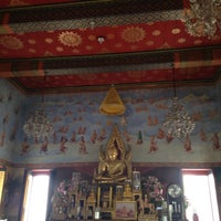 Photo taken at Suvarn Dararama Temple by mmeiei on 8/13/2012