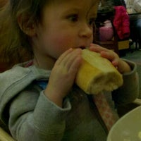 Photo taken at Panera Bread by Lauralyn T. on 12/17/2011