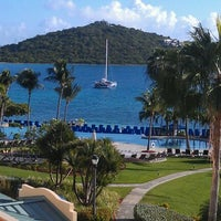 Photo taken at The Ritz-Carlton, St. Thomas by Dan F. on 11/15/2011