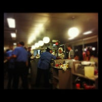 Photo taken at Waffle House by Tyler L. on 10/30/2011