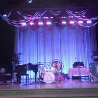 Photo taken at Hanesbrands Theatre - Milton Rhodes Center for the Arts by Tyree W. on 1/27/2012