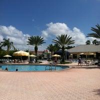 Photo taken at Holiday Inn Club Vacations Orlando - Orange Lake Resort by Sue G. on 6/16/2012