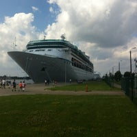 Photo taken at M/S ROMANTIKA | Tallink Ferry by Александра К. on 7/11/2012