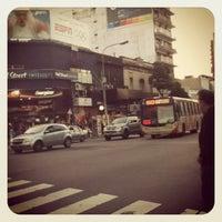 Photo taken at Av. Cabildo y Juramento by Sebas T. on 3/29/2012