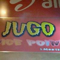 Photo taken at Jugo Juice Point by Imran I. on 5/24/2011