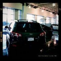 Photo taken at Hyundai McCarthy by Bob T. on 1/13/2012