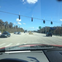 Photo taken at Longest Red Light Ever by Kenny S. on 12/23/2011