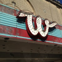 Photo taken at Whiteside Theater by Kathryn M. on 3/10/2012