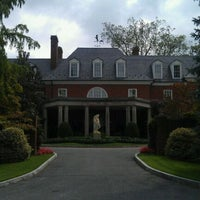 Photo taken at Hillwood Estate, Museum & Gardens by Jeremy S. on 9/24/2011