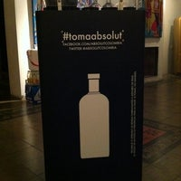 Photo taken at Hotel Quinto Bar by ABSOLUT COLOMBIA on 9/11/2011