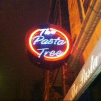 Photo taken at Pasta Tree Restaurant & Wine Bar by Suzzette M. on 1/30/2012