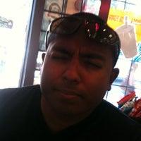 Photo taken at Moccacino Cafe by Seema K. on 8/13/2011